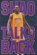 Shaq Talks Back Book