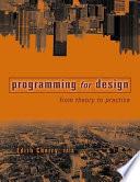 Programming For Design