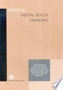 Mental Health Financing
