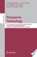 Ebook Persuasive Technology Epub Wijnand IJsselsteijn,Yvonne de Kort,Cees Midden,Berry Eggen,Elise van den Hoven Apps Read Mobile