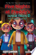 The Puppet Carver An Afk Book Five Nights At Freddy S Fazbear Frights 9