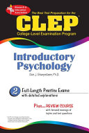 The Best Test Preparation for the CLEP Introductory Psychology