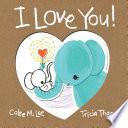 I Love You! : a doggy's bone... celebrating the love between...