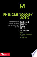 Phenomenology 2010