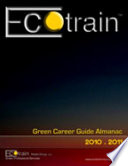 Ecotrain Green Career Guide Almanac