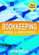 Bookkeeping Manual and Computerised