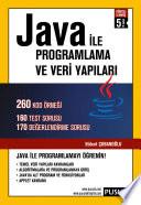 Java Ile Programlama Ve Veri Yap Lar