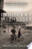 Innocent Witnesses Book PDF