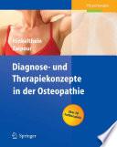 Diagnose  und Therapiekonzepte in der Osteopathie