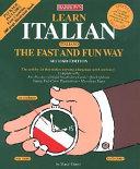 Barron S Learn Italian The Fast And Fun Way