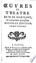 Ebook Œuvres de theatre de m. de Marivaux Epub Pierre Carlet de Chamblain de Marivaux Apps Read Mobile