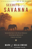 Secrets of the Savanna Book