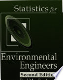 Statistics for Environmental Engineers  Second Edition