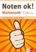 Klett Noten ok! Mathematik 7./8. Klasse