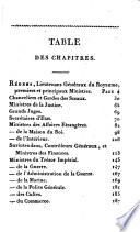 Almanach ministérial, par m. de S.A****.