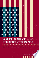 What S Next For Student Veterans