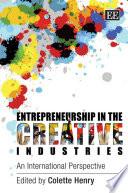 Entrepreneurship In The Creative Industries book