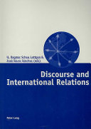 Discourse and International Relations