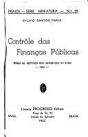 Contrôle das finanças públicas