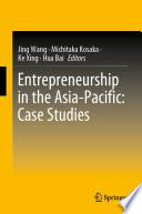 Entrepreneurship in the Asia-Pacific: Case Studies