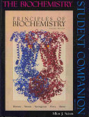 The Biochemistry Student Companion