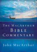 download ebook the macarthur bible commentary pdf epub