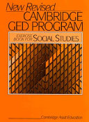 New Revised Cambridge Ged Program book