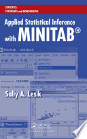 Applied Statistical Inference with MINITAB