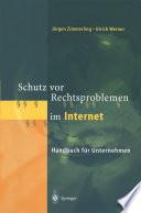 Schutz vor Rechtsproblemen im Internet