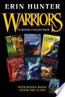 Warriors 6 Book Collection with Bonus Book  Enter the Clans