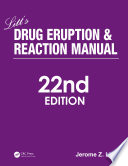 Litt s Drug Eruption and Reaction Manual  22nd Edition