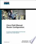 Cisco Field Manual