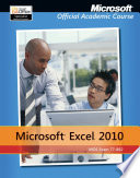 Exam 77 882 Microsoft Excel 2010 with Microsoft Office 2010 Evaluation Software