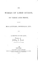 download ebook the works of lord byron pdf epub