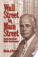 Wall Street to Main Street Book PDF