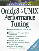 Oracle8 And Unix Performance Tuning