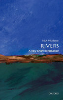 Rivers: A Very Short Introduction