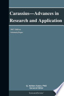Carassius—Advances in Research and Application: 2013 Edition