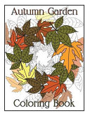 Autumn Garden Colouring Book
