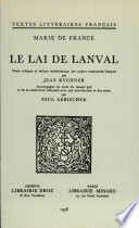 illustration Lai de Lanval (le)