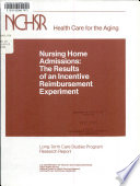 Nursing Home Admissions Book PDF