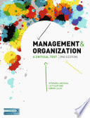 Management and Organization 2e EBOOK