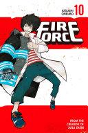 download ebook fire force 10 pdf epub