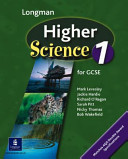 Longman Higher Science for GCSE