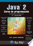 Java 2 Curso De Programaci N 4 Edici N