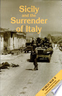 The Mediterranean Theater of Operations  Sicily and the Surrender of Italy  Paperback