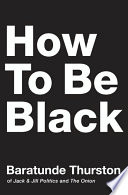 How to Be Black Book PDF