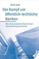 Der Kampf um   ffentlich rechtliche Banken