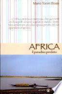 Africa  Il paradiso perduto
