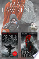download ebook the broken empire series books 1 and 2: prince of thorns, king of thorns pdf epub